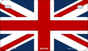 Britain Flag Wholesale Novelty Motorcycle Plate MP-507