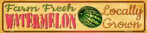 Farm Fresh Watermelon Wholesale Small Street Signs K-693