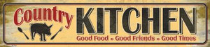 Country Kitchen Wholesale Novelty Small Street Signs K-790