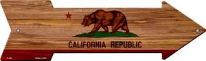 California State Flag Wholesale Novelty Arrows A-526