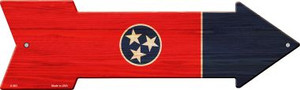 Tennessee State Flag Wholesale Novelty Arrows A-563