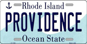 Providence Rhode Island State License Plate Novelty Wholesale License Plate LP-11182