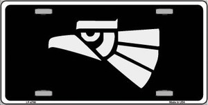 Made In Mexico Eagle Wholesale Metal Novelty License Plate LP-4768