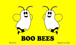 Boo Bees Wholesale Metal Novelty Magnet M-5115