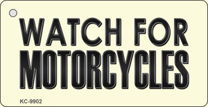 Watch For Motorcycle Wholesale Metal Novelty Key Chain KC-9902