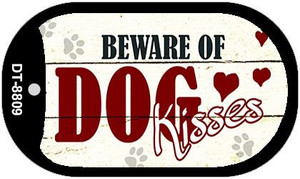 Beware of Dogs Wholesale Metal Novelty Dog Tag Kit DT-8809