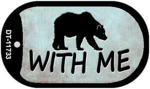 Bear With Me Wholesale Novelty Dog Tag Kit DT-11733