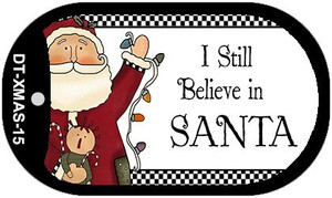 I Still Believe Wholesale Metal Novelty Dog Tag Kit DT-XMAS-15