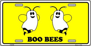Boo Bees Wholesale Metal Novelty License Plate