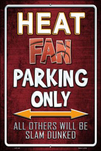 Heat Wholesale Metal Novelty Large Parking Sign LGP-248