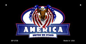 America United Wholesale Novelty Metal Magnet M-3738