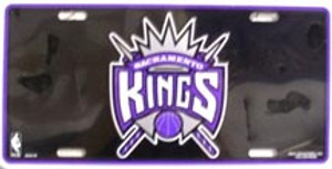 Sacramento Kings Wholesale Metal Novelty License Plate LP-673