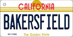 Bakersfield California Wholesale Novelty Metal Key Chain KC-11425