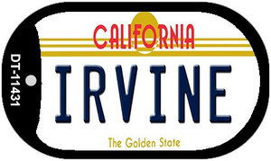 Irvine California Wholesale Novelty Metal Dog Tag Necklace DT-11431