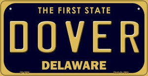 Dover Delaware Wholesale Novelty Metal Bicycle Plate BP-6703