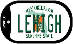 Lehigh Florida Wholesale Novelty Metal Dog Tag Necklace DT-8523