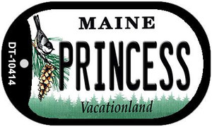 Princess Maine Wholesale Novelty Metal Dog Tag Necklace DT-10414