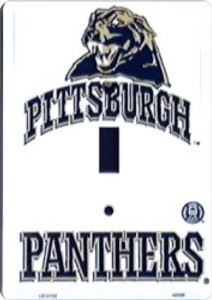 Pittsburgh Panthers Wholesale Metal Novelty Light Switch Cover Plate