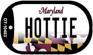 Hottie Maryland Wholesale Novelty Metal Dog Tag Necklace DT-10483