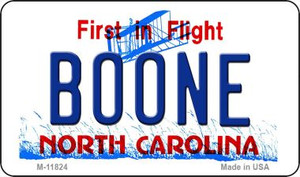 Boone North Carolina Wholesale Novelty Metal Magnet M-11824
