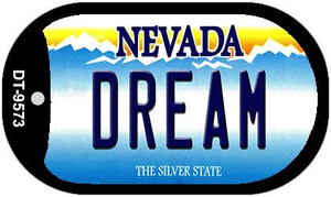 Dream Nevada Wholesale Novelty Metal Dog Tag Necklace DT-9573