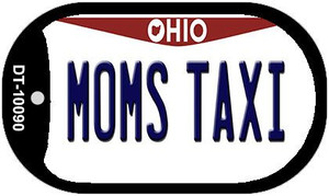 Moms Taxi Ohio Wholesale Novelty Metal Dog Tag Necklace DT-10090