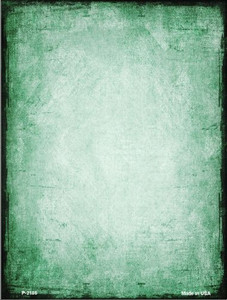 Distressed Green Wholesale Metal Novelty Parking Sign P-2186
