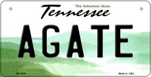 Agate Tennessee Wholesale Novelty Metal Bicycle Plate BP-6428
