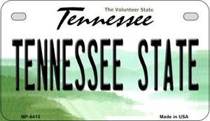 Tennessee State Wholesale Novelty Metal Motorcycle Plate