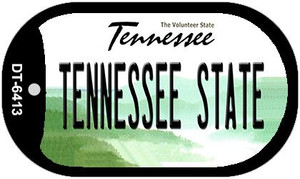 Tennessee State Wholesale Novelty Metal Dog Tag Necklace DT-6413