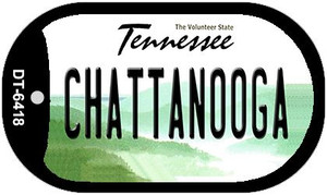 Chattanooga Tennessee Wholesale Novelty Metal Dog Tag Necklace DT-6418