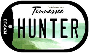 Hunter Tennessee Wholesale Novelty Metal Dog Tag Necklace DT-6434