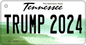 Trump 2024 Tennessee Wholesale Novelty Metal Key Chain KC-12255