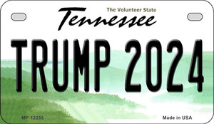 Trump 2024 Tennessee Wholesale Novelty Metal Motorcycle Plate MP-12255