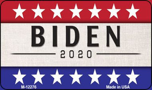 Biden 2020 Wholesale Novelty Metal Magnet M-12276