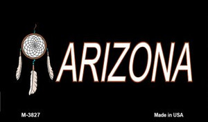 Dreamweaver Arizona Wholesale Novelty Metal Magnet M-3827