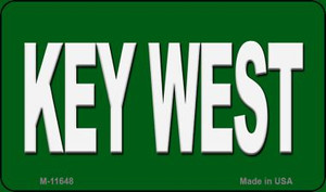 Key West Wholesale Novelty Metal Magnet M-11648