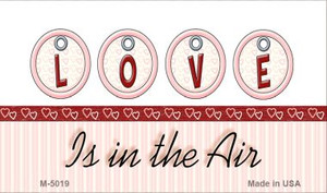 Love in the Air Wholesale Novelty Metal Metal M-5019