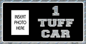 1 Tuff Car Photo Insert Pocket Wholesale Metal Novelty Small Sign
