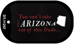 Arizona Dude Wholesale Novelty Metal Dog Tag Necklace DT-11257