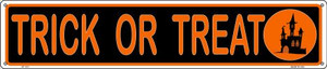 Trick Or Treat Wholesale Novelty Metal Street Sign ST-1311