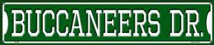 Buccaneers Dr Wholesale Novelty Metal Street Sign ST-949