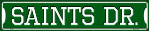 Saints Dr Wholesale Novelty Metal Street Sign ST-969
