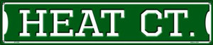 Heat Ct Wholesale Novelty Metal Street Sign ST-1020