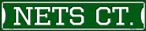 Nets Ct Wholesale Novelty Metal Street Sign ST-1023