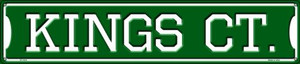 Kings Ct Wholesale Novelty Metal Street Sign ST-1031