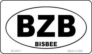 BZB Bisbee Wholesale Novelty Metal Magnet M-12511
