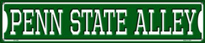 Penn State Alley Wholesale Novelty Metal Street Sign ST-1090