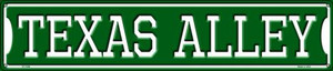 Texas Alley Wholesale Novelty Metal Street Sign ST-1094