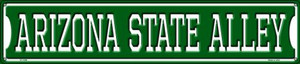 Arizona State Alley Wholesale Novelty Metal Street Sign ST-1099